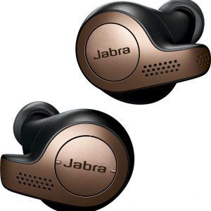 Jabra Elite 65t - Volledig Draadloze oordopjes - Koper/Zwart