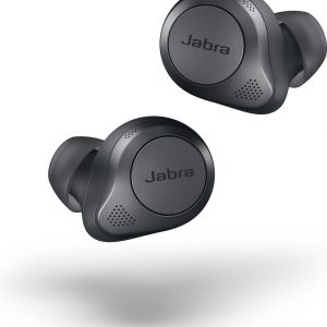 Jabra Elite 85t Volledig draadloze in-ear oordopjes met Noise Cancelling - Grijs