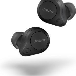 Jabra Elite 85t Volledig draadloze in-ear oordopjes met Noise Cancelling - zwart