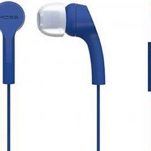 Koss Hoofdtelefoon KEB/9iB blauw