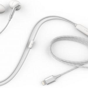 Libratone Q Adapt - In-ear oordopjes - Cloudy White