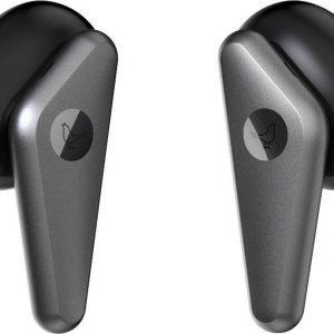 Libratone Track Air+ In-Ear hoofdtelefoon - True Wireless Smart Noise Cancelling - draadloze koptelefoon - Zwart