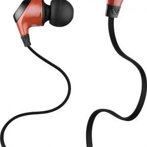 Monster MobileTalk In-Ear Headphones Cherry Red with ControlTalk