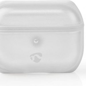 Nedis APPROCE100TPWT Airpods Pro Case Transparant / Wit
