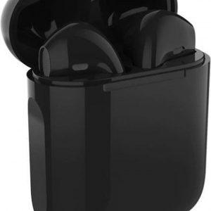 Oordop - Wireless Earphones - Draadloos - Draadloze Oordopjes - Draadloze Oortjes - Bluetooth Oordopjes - Oor - Earpods - Bluetooth Oortjes - Zwart