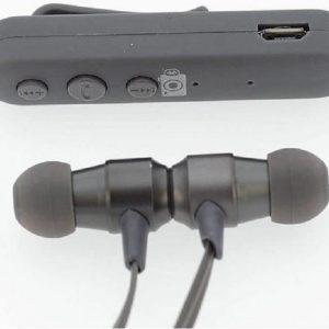 Oordopje Grijs Wireless Bluetooth earplugs (8719273237205 )