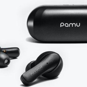 Padmate PaMu Slide Mini zwart TWS bluetooth oortjes