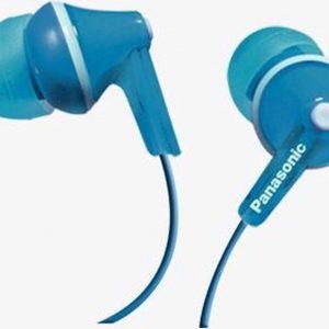 Panasonic RP-TCM125E Headset In-ear Blauw