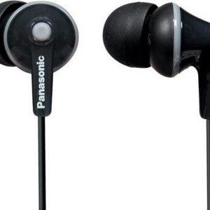 Panasonic RP-TCM125E-K koptelefoon Intraauraal In-ear Zwart