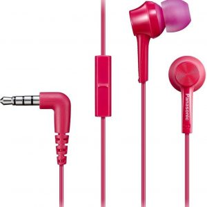 Panasonic RPTCM105EP hoofdtelefoon/headset In-ear Roze
