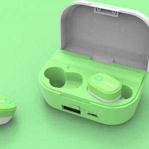 Pantone True Wireless Stereo Earphone TWS - Green