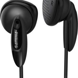 Philips SHE1350BK/27 headphones/headset Hoofdtelefoons In-ear Zwart