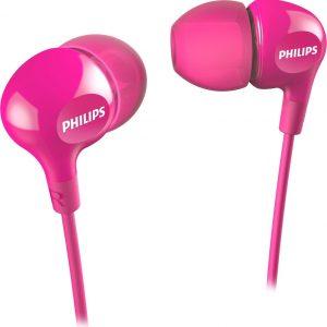 Philips SHE3550PK Roze Intraauraal In-ear koptelefoon