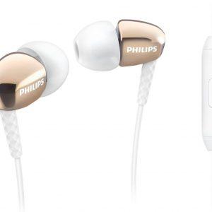 Philips SHE3905GD - In-ear oordopjes - Goud/Wit