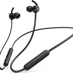 Philips TAE1205BK - Zwart - In-Ear oordopjes