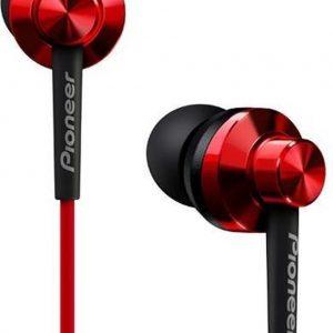 Pinoeer SE-CL522-R - In-ear oordopjes - Rood
