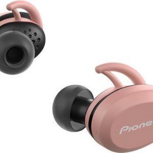 Pioneer E8 Headset In-ear Zwart, Roze