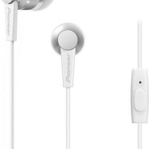 Pioneer SE-C3T In-Ear White