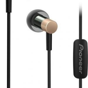 Pioneer SE-CH3T Hi-Res In-Ear Gold