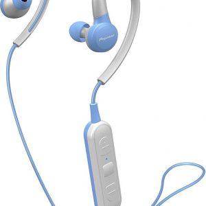 Pioneer SE-E6BT Bluetooth Sports In-Ear Blue