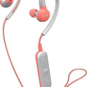 Pioneer SE-E6BT Bluetooth Sports In-Ear Pink