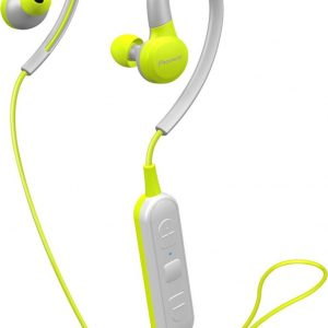 Pioneer SE-E6BT Bluetooth Sports In-Ear Yellow