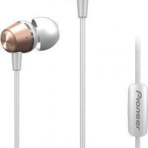 Pioneer SE-QL2T Headset In-ear Roségoud, Wit