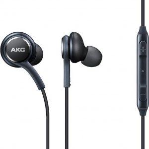 Samsung AKG In-Ear Stereo Headset (Black, Volume Control)