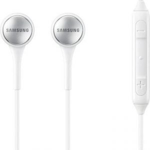 Samsung IG935BB In-Ear Fit Stereo Headset (Wit, Volume Control) - Blister