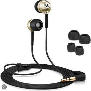 Sennheiser CX 300 II - In-ear koptelefoon - Goud