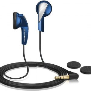Sennheiser MX 365 - In-ear oordopjes - Blauw
