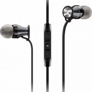 Sennheiser Momentum travel - In-ear oordopjes (Apple) - Zwart