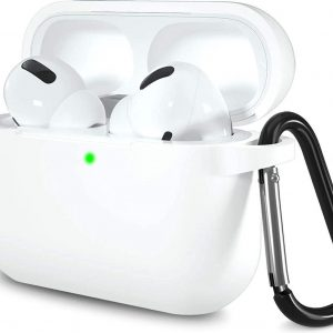 Shieldcase Apple Airpods Pro silicone case - wit