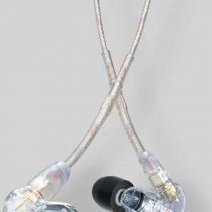 Shure SE215 Headset In-ear Transparant