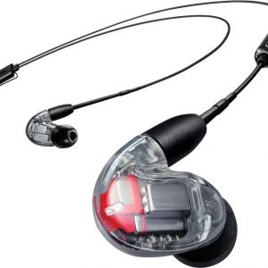 Shure SE846 Headset In-ear 3,5mm-connector Bluetooth Zwart, Transparant