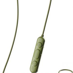Skullcandy Method Active Draadloze in-ear oordopjes - Olijf/Geel