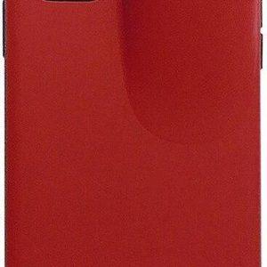 Smartphone hoesje | Telefoon hoesje | 2 in 1 case voor iPhone | Airpod houder | Rood | iPhone 11