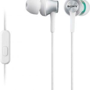 Sony MDR-EX450AP - In-Ear oordopjes - Wit