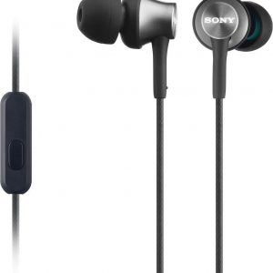 Sony MDR-EX450AP - In-ear oordopjes - Zwart