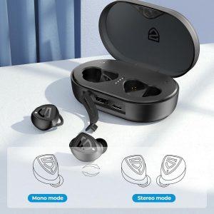 SoundPEATS Trueshift 2 Headset In-ear Zwart