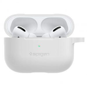 Spigen AirPods Pro Siliconen hoesje Wit