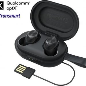 Tronsmart Spunky Beat - Bluetooth 5.0 oordopjes draadloos met 24 uur batterij