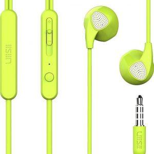 UiiSii U1 Groen - In Ear Oordopjes - Heavy bass earphone
