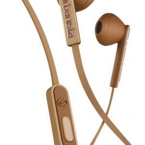 Urbanista San Francisco in ear headphones oortjes - Bruin