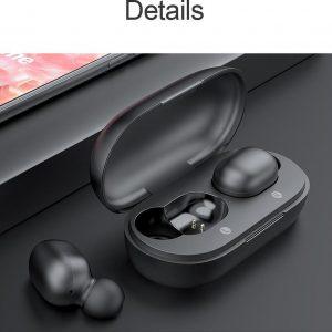 Xiaomi Haylou Draadloze Oordopjes met Touch Control Zwart