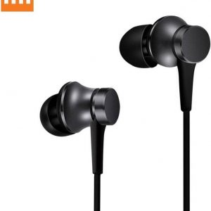 Xiaomi Mi Basic In-Ear Oordopjes Headset - Mat Zwart