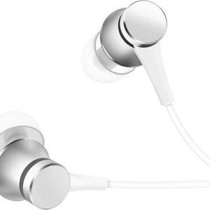 Xiaomi Piston Basic In-Ear Smartphone Oordopjes Headset Mat Wit