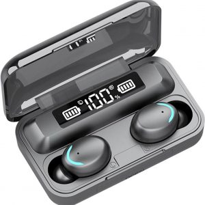 YONO Draadloze Oordopjes met Oplaadcase - In Ear - Bluetooth Oortjes - Draadloos - Zwart