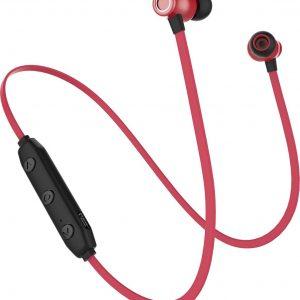 YONO In-Ear Oordopjes - Bluetooth - Sport - Hardlopen - Fitness - Oortjes - Rood