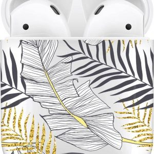 iMoshion Design Hardcover Case voor de AirPods - Glamour Botanic